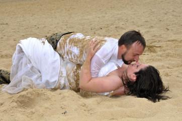 Afterwedding, Trash the Dress Landkreis Uelzen Bodenteich
