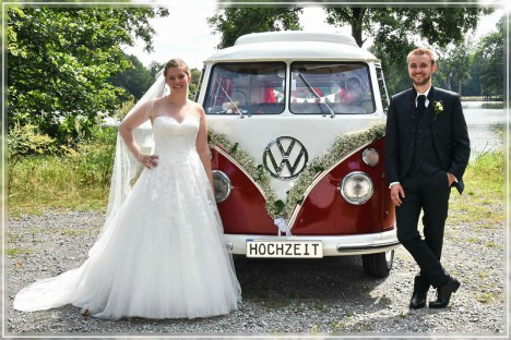 Hochzeit in Hankensbüttel, Landkreis Gifhorn, Radener Deele